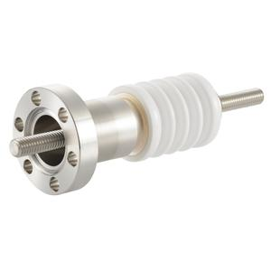 中電流 ステレンス 電極 10kV - 22A 1個付き ICF34 フランジ