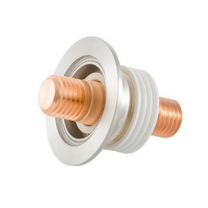 フィードスルー 耐電圧:5kV  電流値:808A(CU),124A(SUS)
