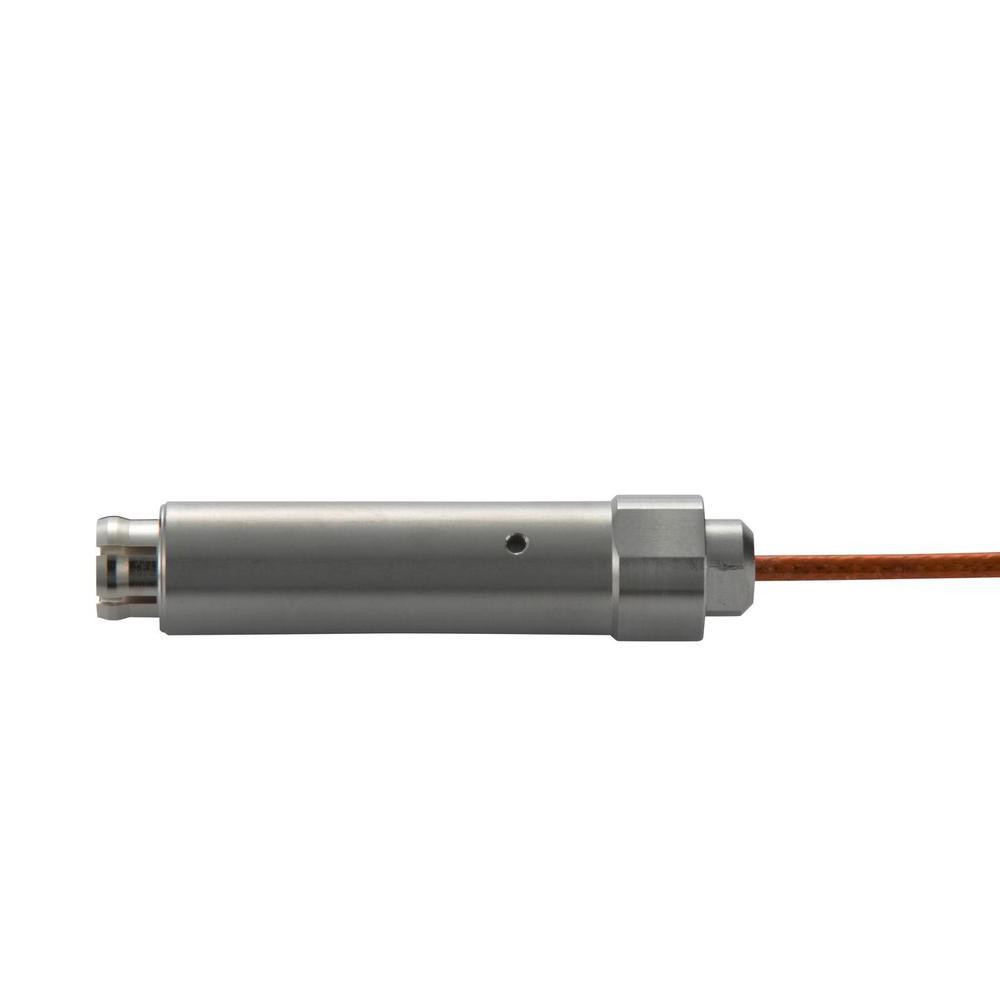 接続部品 真空側 片側コネクタ付きケーブル MHV-R/MHV-R-F 用 L=1000