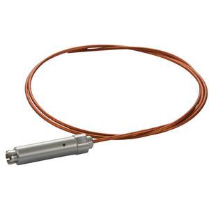 接続部品 真空側 片側コネクタ付きケーブル MHV-R 用 L=1000