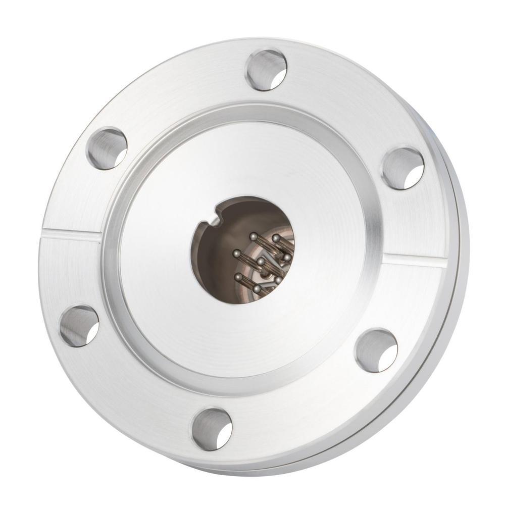 多ピン BURNDY 高電流 8 PIN ICF70 フランジ ガイド付き