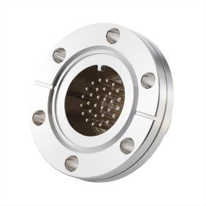 フィードスルー 多ピン BURNDY® 高電流タイプ ガイド付き 30PIN