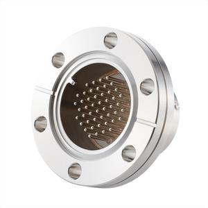 フィードスルー 多ピン BURNDY® 高電流タイプ ガイド付き 48PIN