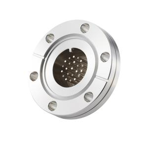 フィードスルー 熱電対 Kタイプ BURNDY® ガイド付き 11対