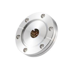 フィードスルー 熱電対 Kタイプ BURNDY®コンビネーション 1対-2PIN