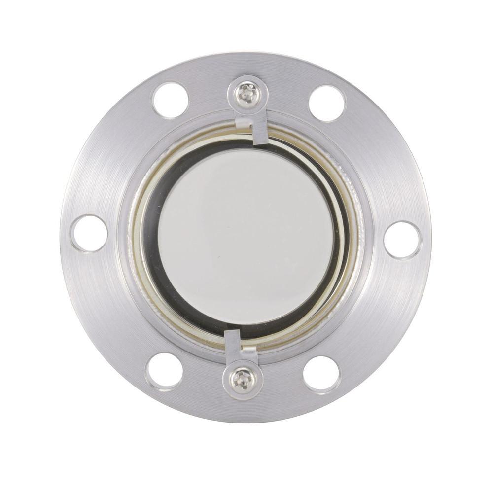ICF70 X線遮蔽用鉛ガラス付ビューポート