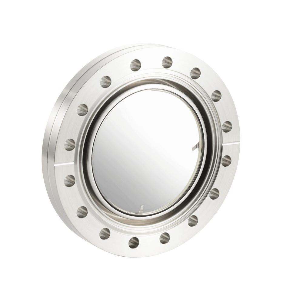 ICF152 X線遮蔽用鉛ガラス付ビューポート