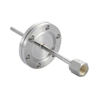 ICF 水冷・ガス導入機 大気側:チューブ/真空側:めすVCR®