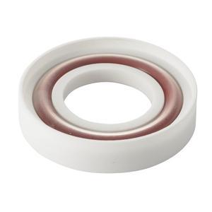 NW センターリング テフロン®/FEP/テフロン® 大口径 金属-ガラス、ガラス-ガラス用