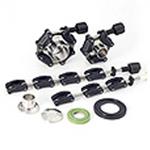 サニタリー用配管部品 sTeRlc clamp™